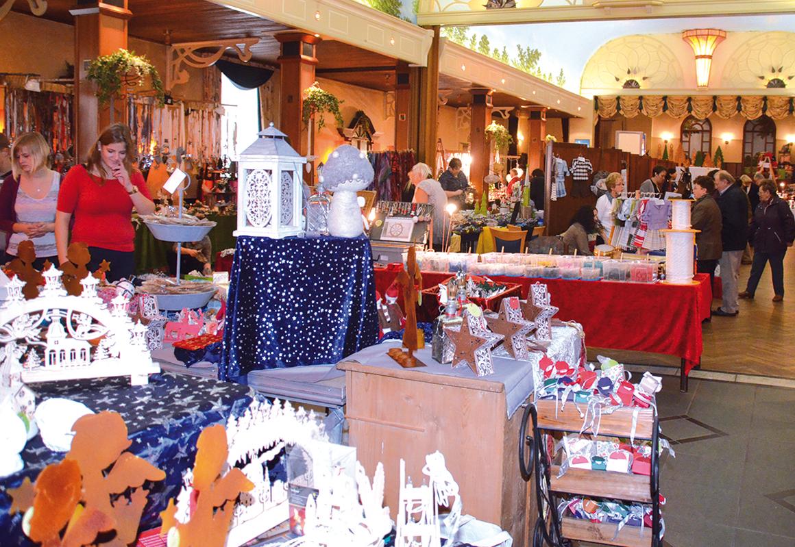 Kunsthandwerkermarkt Zum 21 Mal In Wagenfeld Aktiwas Wagenfeld